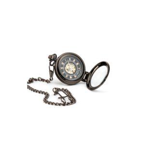 ELEGANCJA CZERNI I – zegarek kieszonkowy